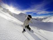 První jízda na snowboardu - jak zvládnout první jízdu na snowboardu
