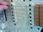 Kytarová škola 05 - cvičení PR - Alternativní - střídavé brnkání