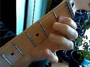 Kytarová škola 17 - cvičení LR-sled prstů 1-2-1-3-1-4-1-3