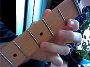 Kytarová škola 18 - cvičení LR-sled tónů 4-1-3-1-2-1-3-1