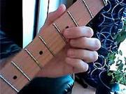 Kytarová škola 19 - Základní techniky-Skluz nahoru (s Vibram)