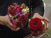Valentýnská dekorace