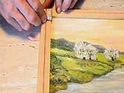 Rámovaní obrazů - jak zarámavovat obraz