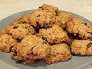 Sušenky z kukuřičných lupínků - recept