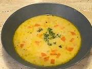 Rychlá kvasnicová polévka.- recept