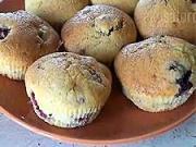 Muffiny s ovocem - recept na ovocní muffiny /mafiny
