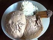 Kakaova zmrzlina - recept na domáci kakaovou zmrzlinu