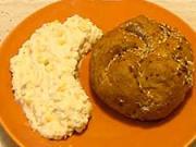 Krabí salát - recept na krabí salát se sýrem a chilli papričkami