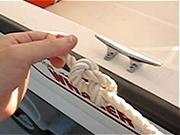 Osmičkový uzel  - Jak se váže  osmičkový uzel - Vázání uzlů