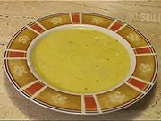 Chřestová polévka - recept na chřestovou polévku