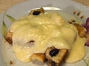 Dukátové buchtičky s vanilkovým krémem - recept