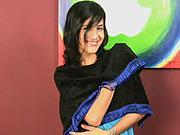 Vlastní šála - Jak si udělat svoji vlastní šálu.