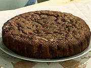 Čokoládovej dort - recept na čokoládový koláč