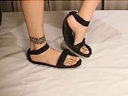 Sandály z pneumatiky - Jak vyrobit sandály ze staré pneumatiky