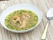 Rybí polévka - recept na rybí polévku se zeleninou a knedlíčky