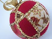 Vánoční koule - pestrá,slávnostní a výjimečná