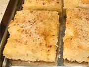 Jablečný koláč - recept na obrácený jablečný koláč