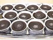 Šuhajdy - recept na ořechovo - čokoládové košíčky