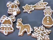 Vánoční perníčky - recept na vánoční medovníčky