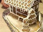 Perníková chaloupka - jak vyrobit vánoční perníkovou chaloupku