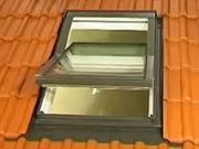 Montáž sřešního okna PTP - Jak namontovat střešní okno Fakro - typ PTP