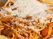 Boloňske špagety - recept  na špagety s boloňskou omáčkou a parmezánem