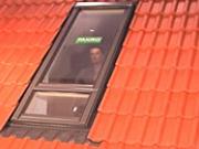 Montáž střešního okna - jak namontovat střešní okno Fakro - typ FDY-V