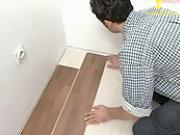 Jak se klade plovoucí podlaha - montáž plovouci podlahy