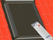 Jak namontovat solární roletu - ARZ SOLAR-na střešní okno