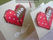 Pozdrav na  Valentýna