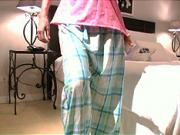 Jak ušít pyžamové kalhoty