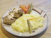 Vegánske karbanátky - recept na vegánske karbonátky