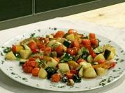 Dušená zelenina - recept na dušenou zeleninu