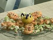 Morské špizy - recept na obalovaný kebab z mořských plodů