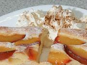 Ovocný koláč - recept na ovocný koláč