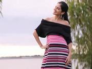 Letní šaty - jak ušíť volné letní šaty