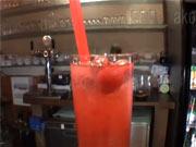 Drink Strawberry Daiquiri - recept na míchaný drink