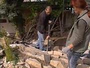 Jak vyrobit v záhrade skalku