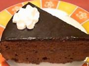 Sacher dort - recept na Sacher dort