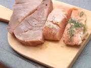 Grilovaní losos - recept na lososa na bylinkách