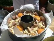 Kuřecí bábovka - recept na bábovku z kuřecího masa