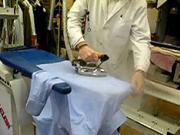 Jak si vyžehlit košili - žehlení košile