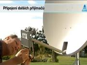 Jak nastavit parabolu pro satelitní příjem z družice Astra