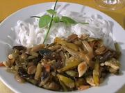 Pánev Šanghaj - recept na Kung Pao