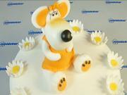 Zdobení dortu - Didlinka