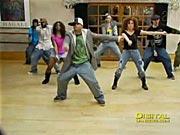 Hip Hop lekce s Chuckem Maldonado