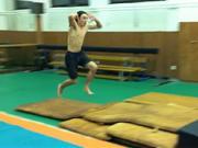 Salto vpřed - Jak se naučit salto vpřed