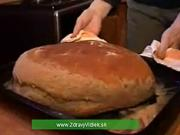 Domácí chléb - Recept na  tradiční domácí chléb