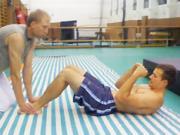 Jak posilovat břišní svalstvo - cviky na zpevnění břicha