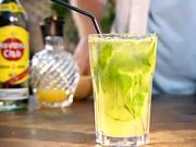 Drink Diamantové mochito - recept na míchaný nápoj